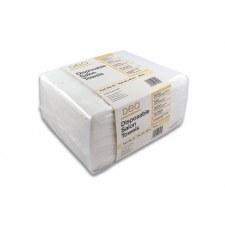 Deo Disposable Towel White50pk