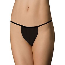 Deo G String Black 50 units