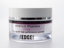 Edge Acrylic Prem Pwd 40g Pink