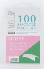 Edge Active Tips 100 asstd