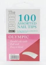 Edge Olympic Tips 100 asstd