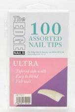 Edge Ultra Tips 100 asstd