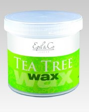 Epil & Co Tea Tree Wax 425g