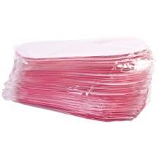 ES Sticky Feet Pink Foam 25pk