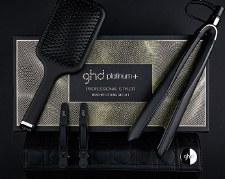 GHD Platnium Plus Gold GiftSet