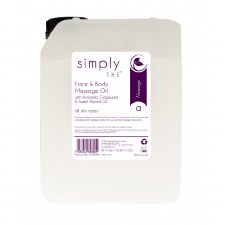 Simp Body Oil 4Lt Grapeseed