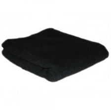 HG Towels 12pk BLK BleachProof