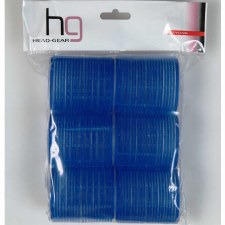 HG Velcro Rollers Blue 78mm