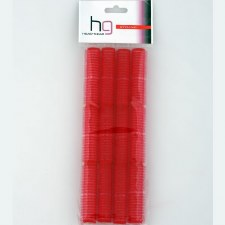 HG Velcro Rollers Red 13mm
