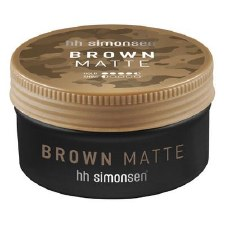 HH Style Wax Brown Matte Clay