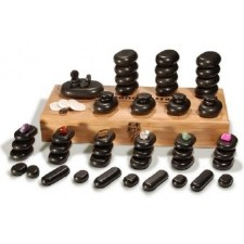 Hiv Hot Stone Set 70 Pcs