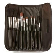 Hiv Make-Up Brush Set 9pc