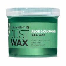 JW Gel Wax Aloevera & Cucumber