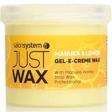 JW Gel-E Creme Wax Manuk Lemon