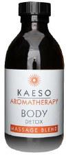 Kaeso Body Oil Detox 200ml