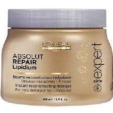 L'Oreal 500ml Repair Lipid Mas