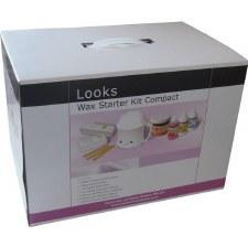 Looks Wax Starter Kit Compact
