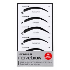 Marvelbrow Brow Stencils