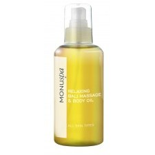 Monu R Body Oil Bali 100ml