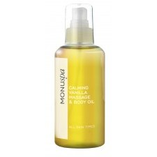 Monu R Body Oil Vanilla 100ml