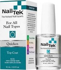 NailTek Quicken Dry TopCoat