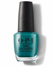 OPI Lac Neon Dance Party Teal