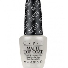OPI Lacquer Matte Top Coat