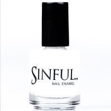 Sinful Nail Polish Confession