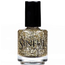 Sinful Nail Polish Gold Leaf