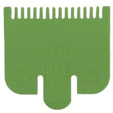 Wahl #1/2 Clipper Attch Lime