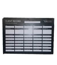 Yumi Client Record Cards 10pk