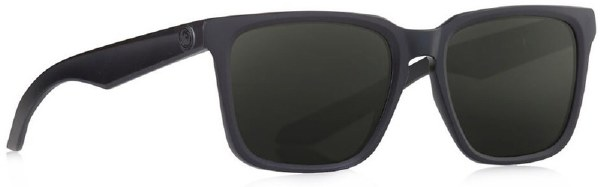 DRAGON BAILE MATTE BLACK H2O/SMOKE   SUNGLASSES