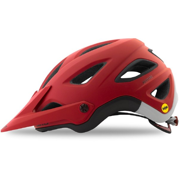 GIRO MONTARO MIPS MATTE DARK RED XL