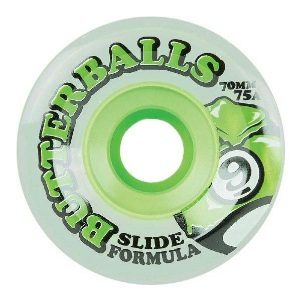 SECTOR 9 BUTTERBALLS GREEN 70MM