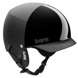 BERN BAKER ALL BLACK ML 2013