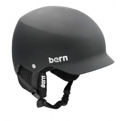 BERN BAKER MATTE BLACK LXL 2013