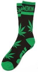 DGK STAY SMOKIN' CREW GREEN