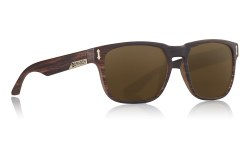 DRAGON MONARCH MATTE WOOD/BRONZE   SUNGLASSES