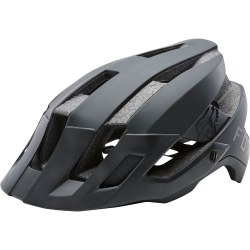 FOX FLUX HELMET. BLACK XSS
