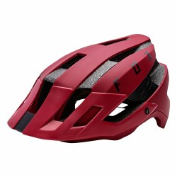 FOX FLUX MIPS HELMET RED LXL