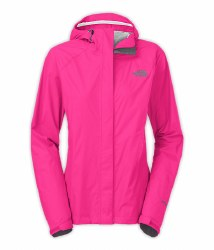 NORTH FACE WOMEN'S VENTURE JKT PINK XXL
