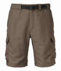 NORTH FACE PARAMOUNT II SHORT BROWN 38