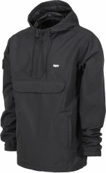 OBEY CROSSTOWN ANORAK BLACK L