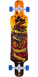 SECTOR 9 DROPPER COMPLETE RED