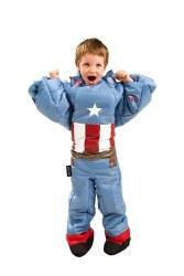 SELK BAG MARVEL KIDS CAPTAIN AMERICA S