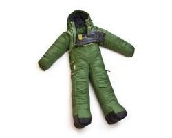 SELK BAG 4G SLEEPING BAG M FOREST GREEN