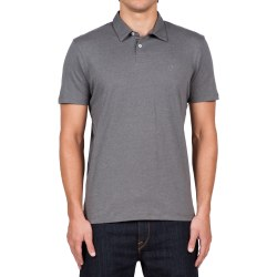 VOLCOM WOWZER POLO STEALTH