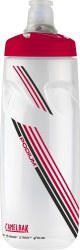 CAMELBAK PODIUM 24 OZ CLEAR RED