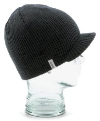 COAL THE BASIC BEANIE BLACK