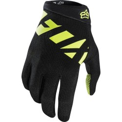 FOX RANGER GLOVE BLACK/YELLOW SMALL